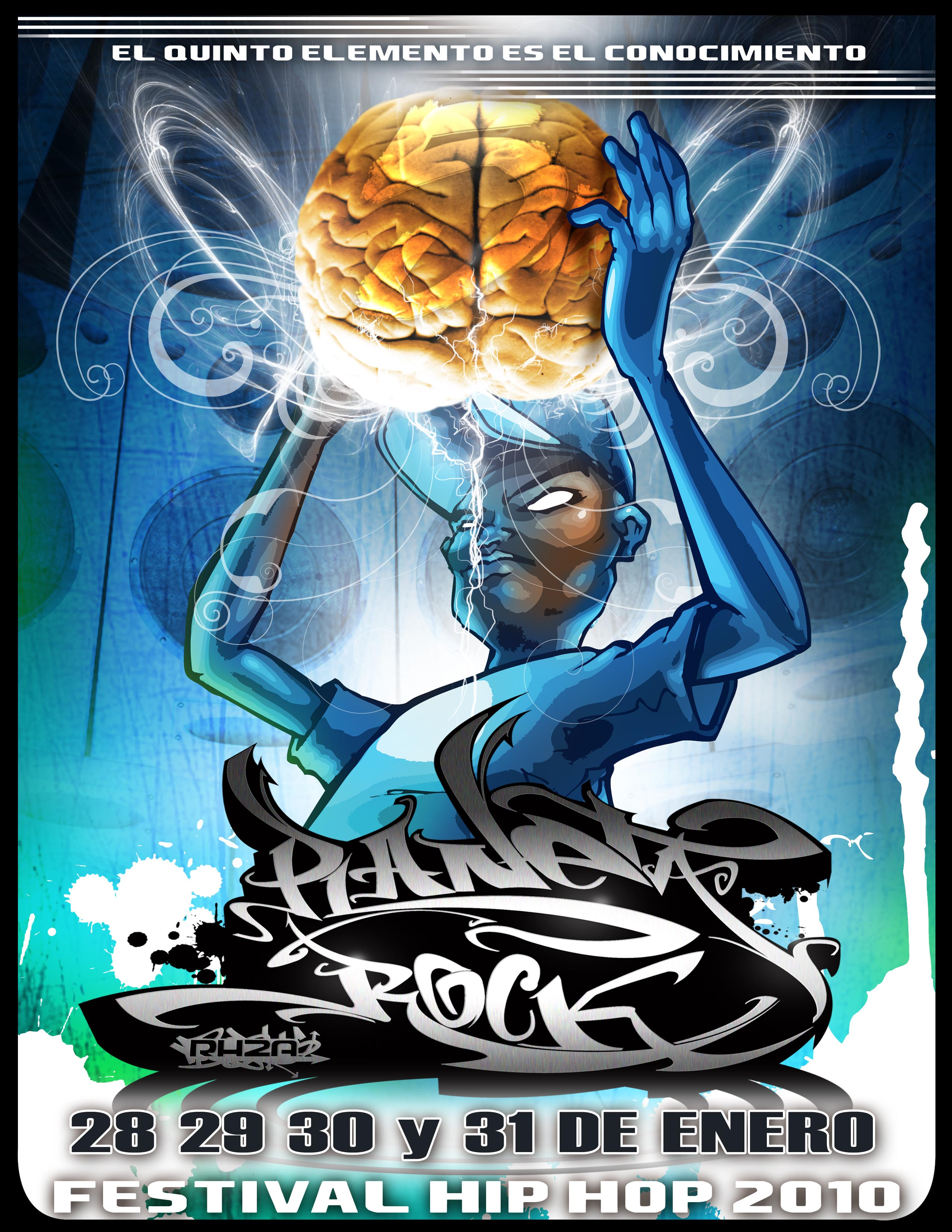 Promocional Planeta Rock 2010