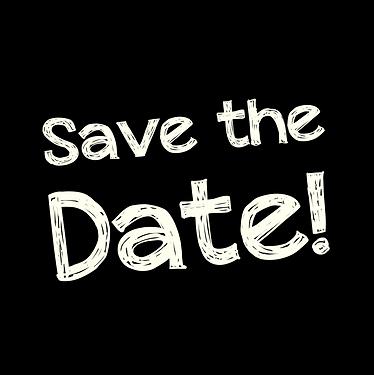 SAMSTAG, 2. SEPTEMBER 2017 - SAVE THE DATE