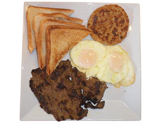 Desayuno Steak