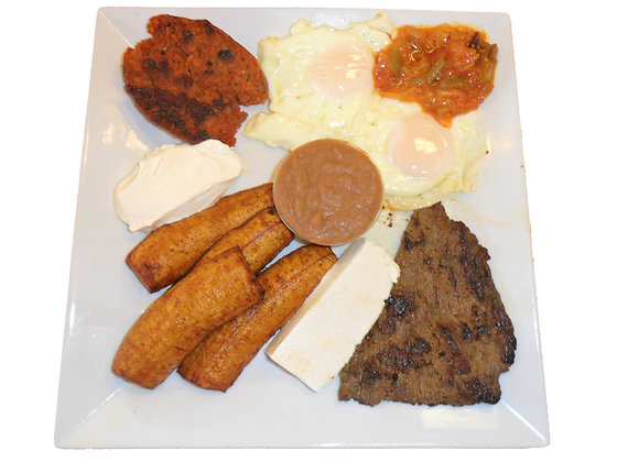 Desayuno al Patron