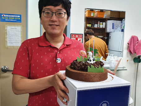[생일축하] 강유민연구원 생일축하합니다!