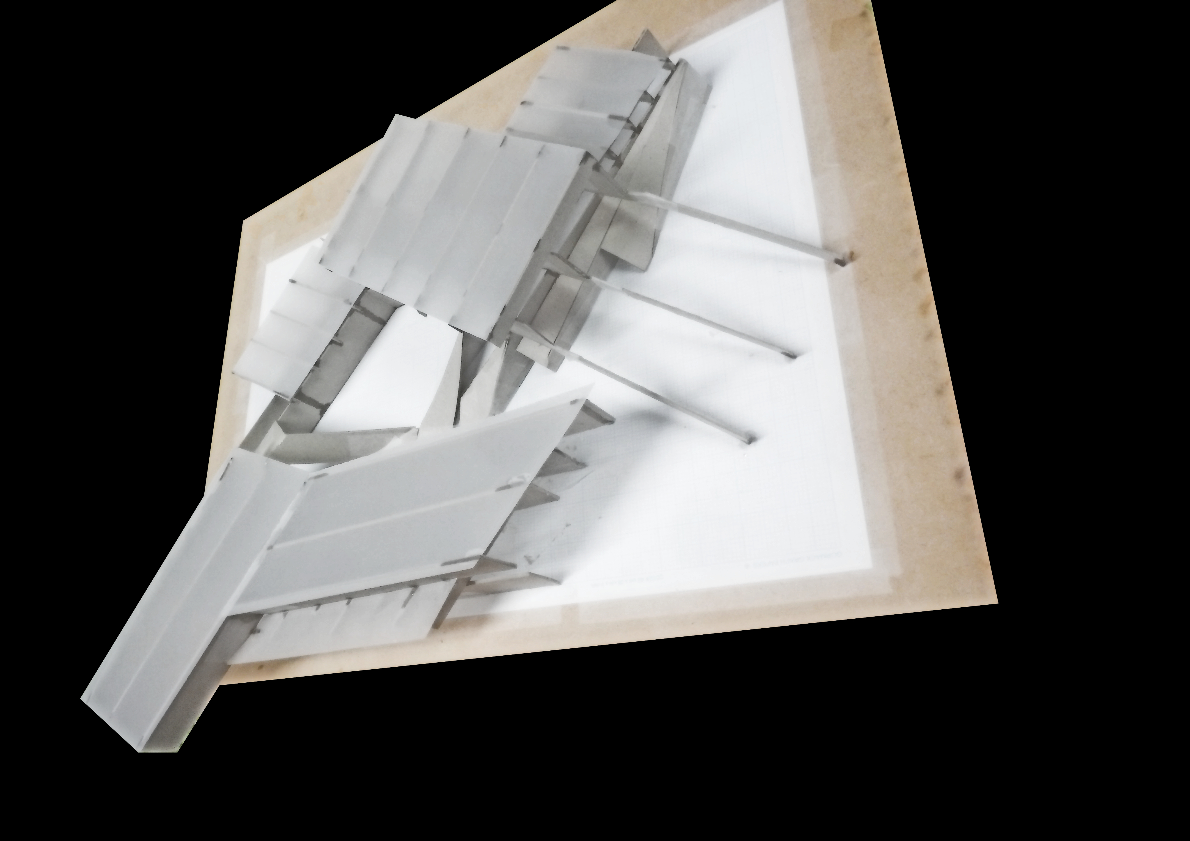 Card Architectural Concept Model