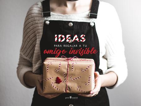 Ideas para regalar a tu #SecretSanta