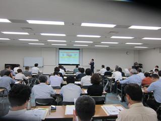 20170922 大阪市老人福祉施設連盟講演会報告