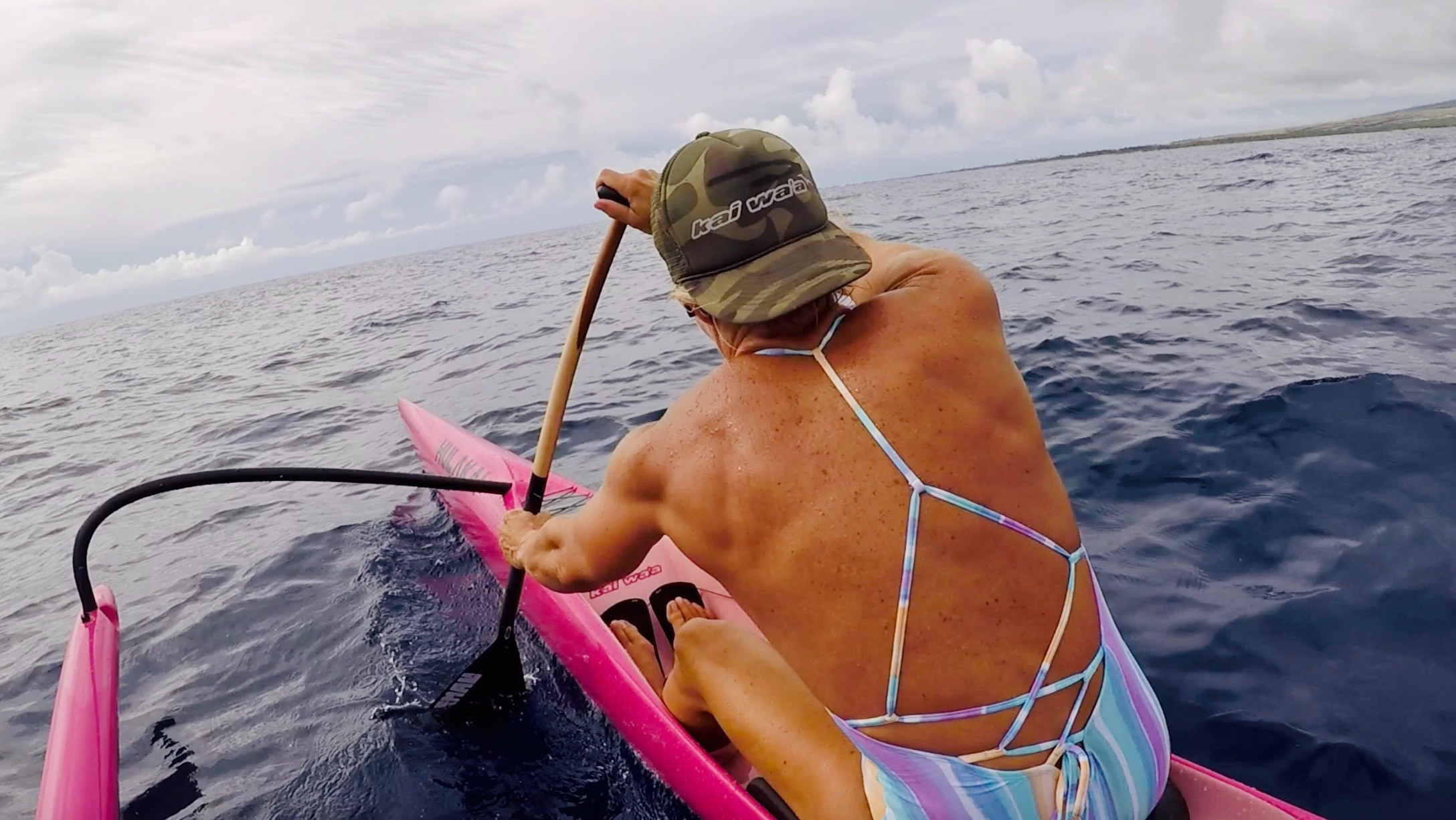 Outrigger Canoe One on One Lesson