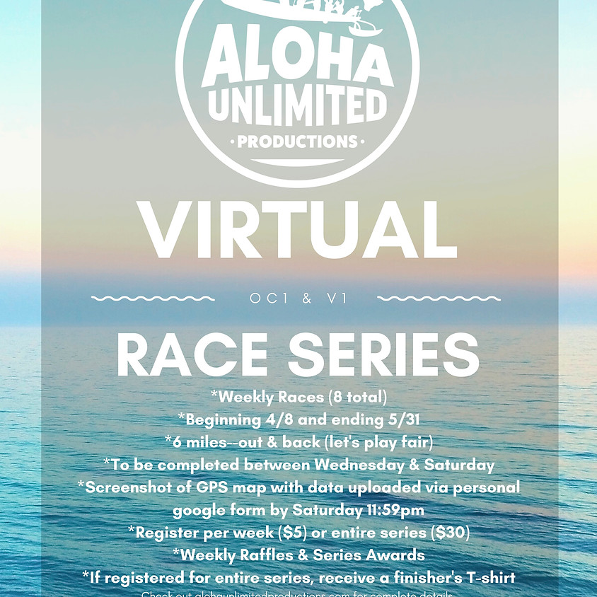 AUP--Virtual Race Series