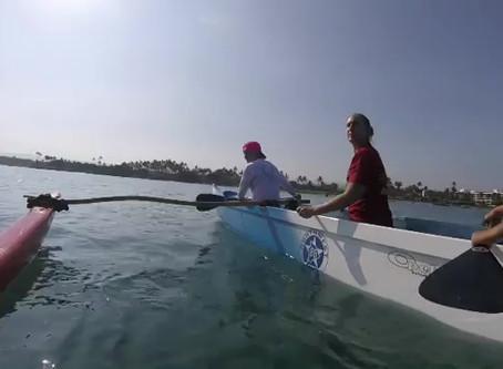 No bad days canoe surfing:)