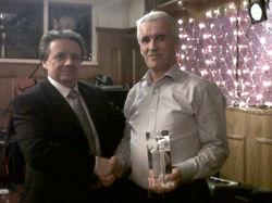 07 - Hugh Conner Winner Seniors 2010.