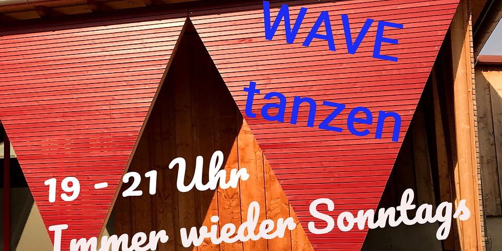 WIEDERERÖFFNUNG 11.07. Haller WAVE Tanzen - für alle