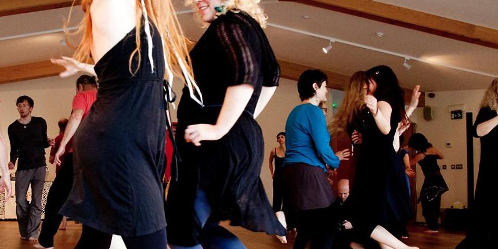 Achtsames Tanzen - 5er Block in Schwäbisch Hall