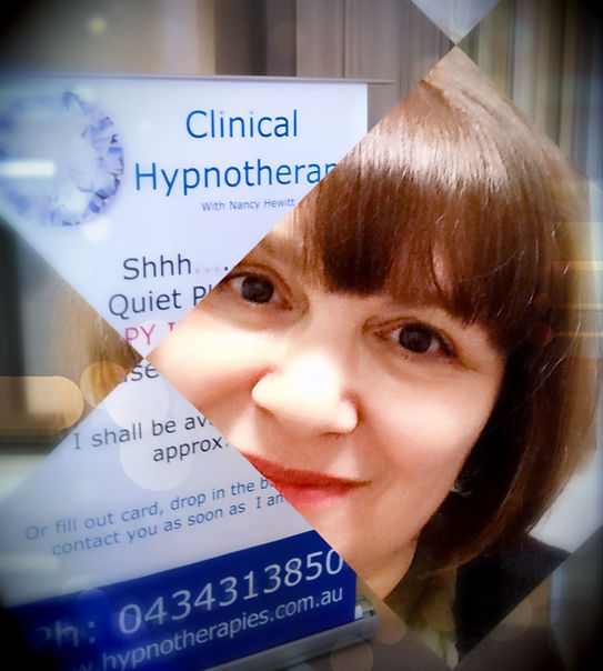 Nancy Hewitt Clinical Hypnotherapist