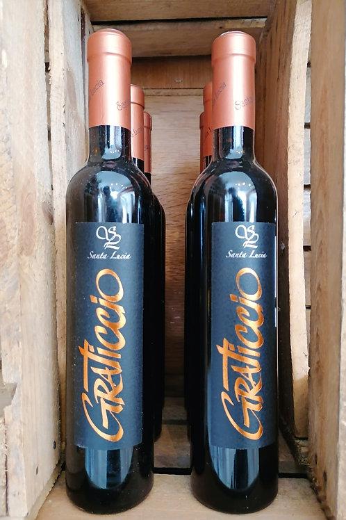 "Toscana weiß süß: Vin Santo ""Graticcio"" D.O.C."