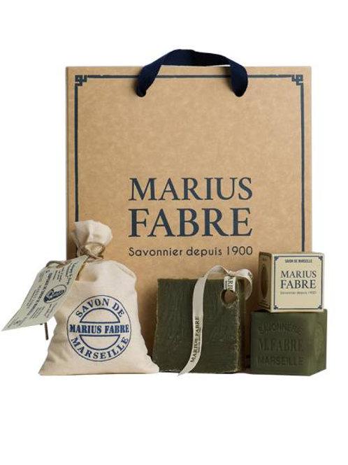 Geschenkset Seife – Marius Fabre