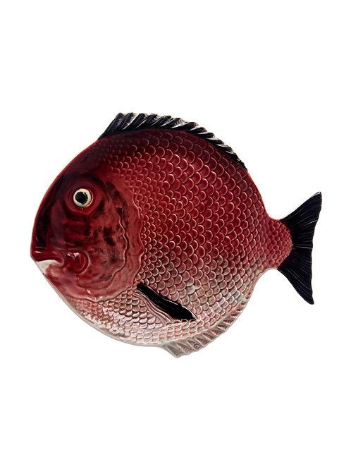 Fisch Teller flach, 27,5cm