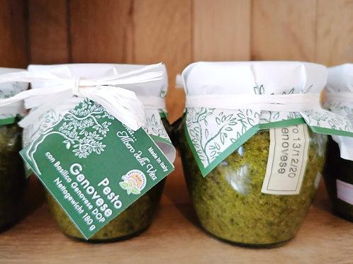 Pesto aus Basilikum 180g - AB JUNI wieder lieferbar