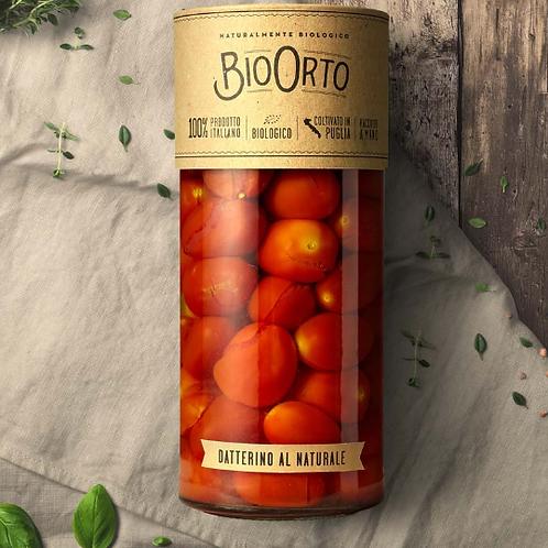 Bio Datteltomaten in Salzlake, 550g – Bio Orto
