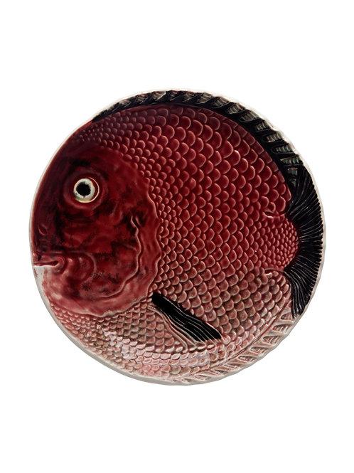 Fisch Teller flach, 18,5cm