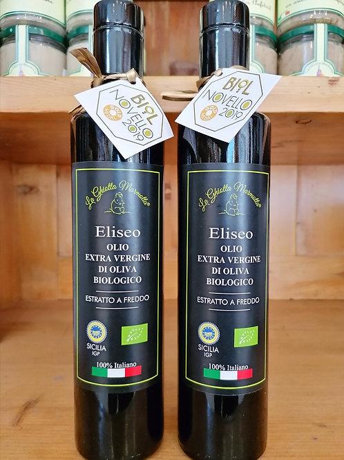 Biologisches Olivenöl Eliseo Goldmedaille 2019, La ghiotta Marmotta