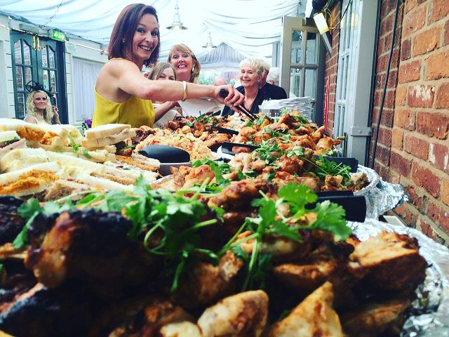 Ladies Day _theartisanbar #buffet #ascot