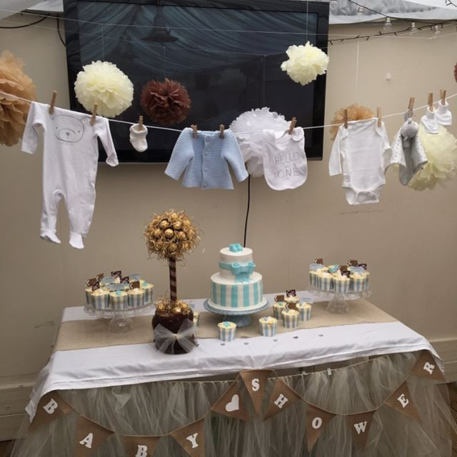 Baby shower at the artisan #conservatory