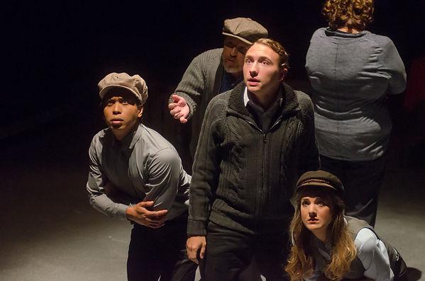Crossroads Repertory Theatre World Premiere