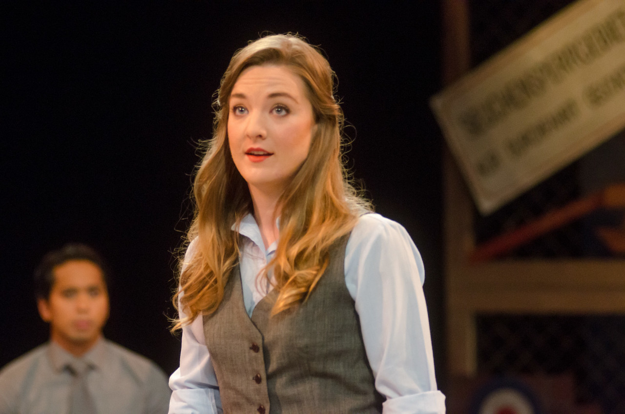 Molly LeCaptain as Female Other I