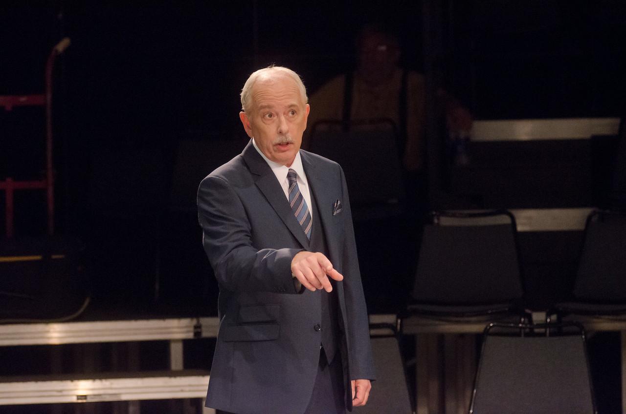 Brad Venable as Old Karski