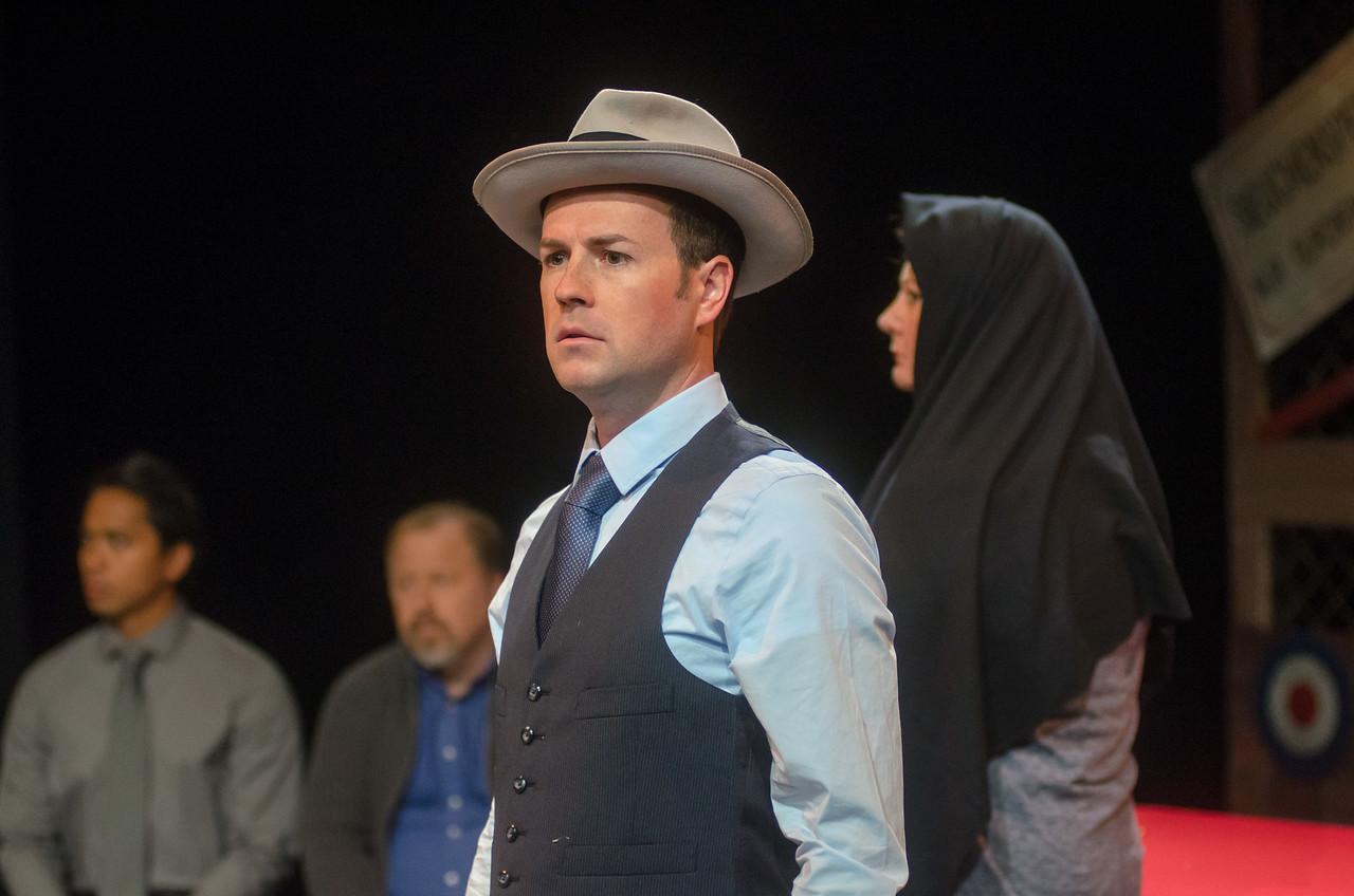 Jason Bowen as Male Other III