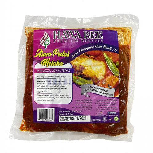 HAWA BEE Asam Pedas Melaka (250g)