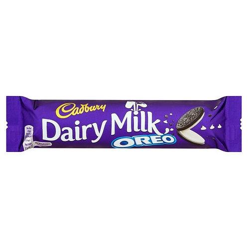 Kek Gulung Dairy Milk Oreo