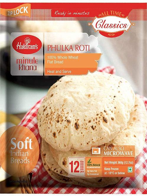 HALDIRAM'S Phulka Roti