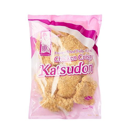 BIBIK'S Chicken Crispy Katsudon (1kg)