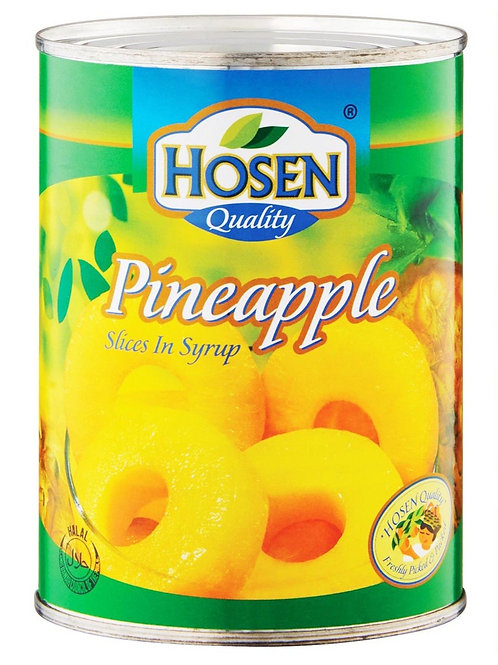 Hosen Pineapple Sliced (24 pcs / 565g)