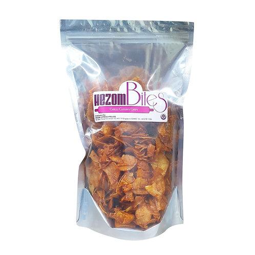 HEZOM Chilli Cassava Chips (300g)