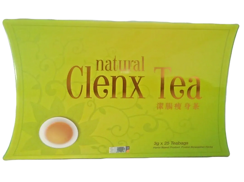 Natural Clenx Tea (3g x 25 Teabags)