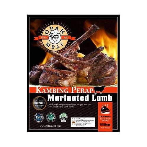 OPAH MEAT Marinated Lamb (650g)