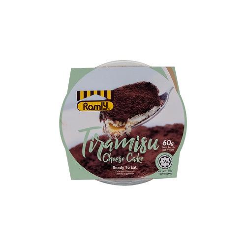 RAMLY Cheesecake Tiramisu (60g)
