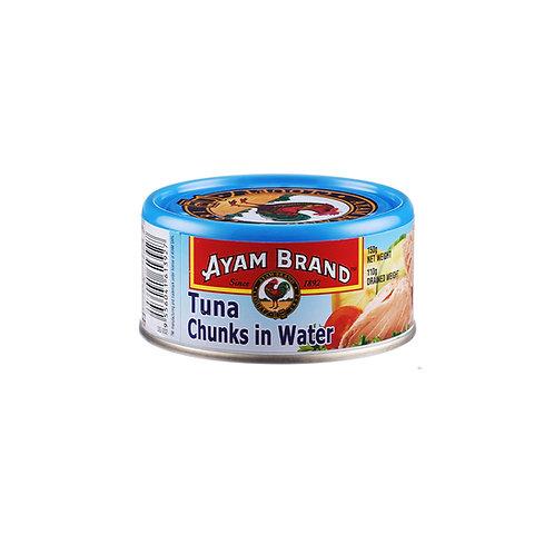 AYAM BRAND Tuna Chunks in Water (150g)