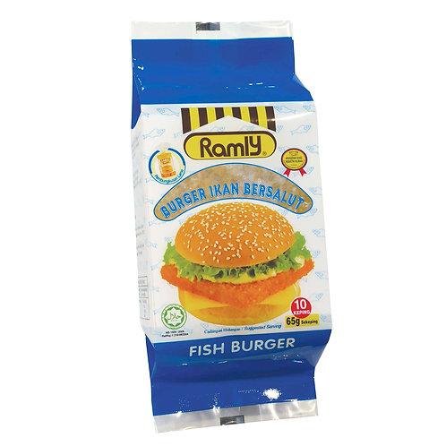 RAMLY Fish Burger (650g)