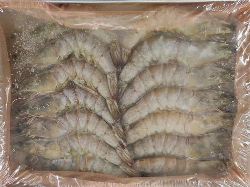 Vannamei Prawn With Shell 26/30pcs 1kg