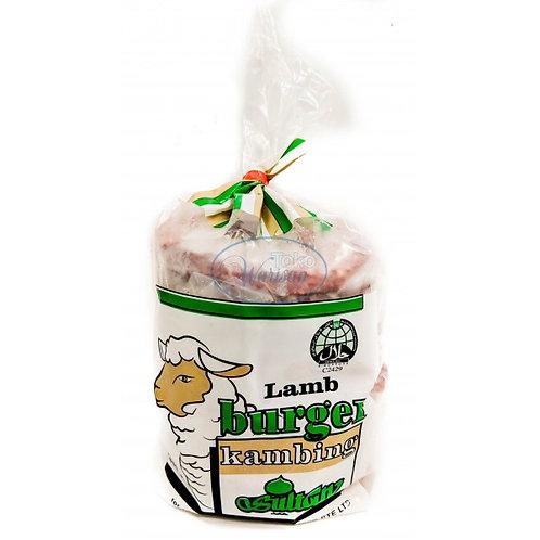 SULTAN Lamb Burger Patties (10pcs)
