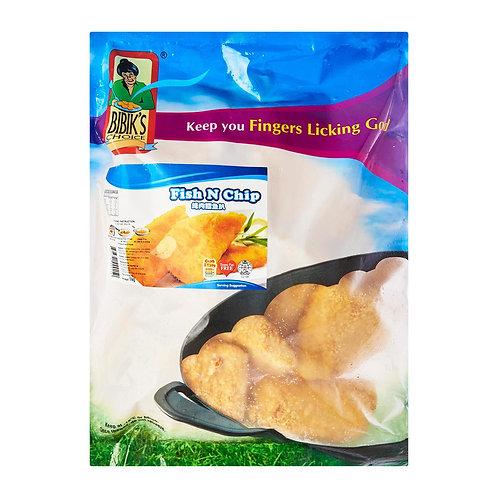 BIBIK'S Fish & Chip (1kg)