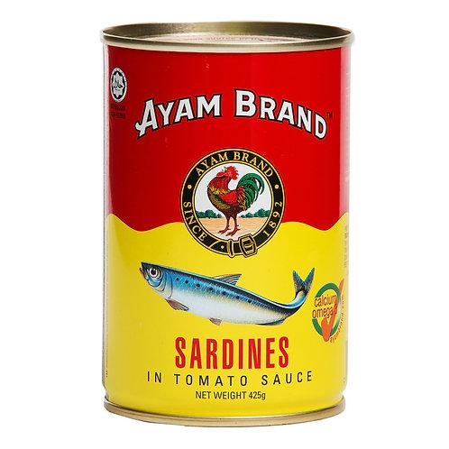 AYAM BRAND Sardines (425g)