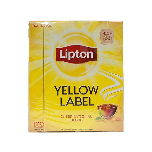 LIPTON Yellow Label Tea (25/50/100bags)