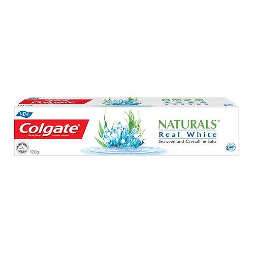 COLGATE Naturals Seaweed & Crystalline Salts (120g)