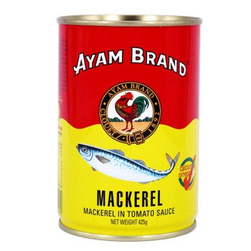 AYAM BRAND Mackerel (425g)
