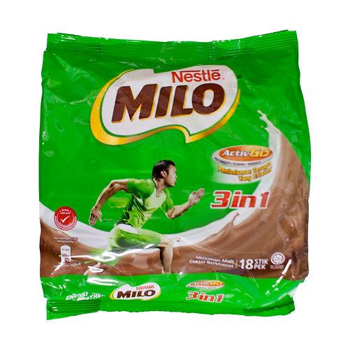 Nestle Milo 3in1 (18 Sticks)