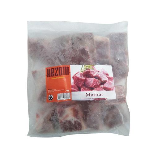 HEZOM Mutton Cubes (1kg)