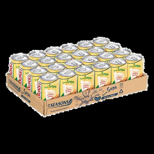 SEASONS Soya Milk (300ml x 24)