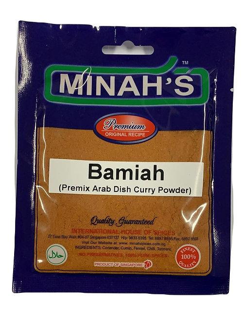 Minah's Bamiah 50g